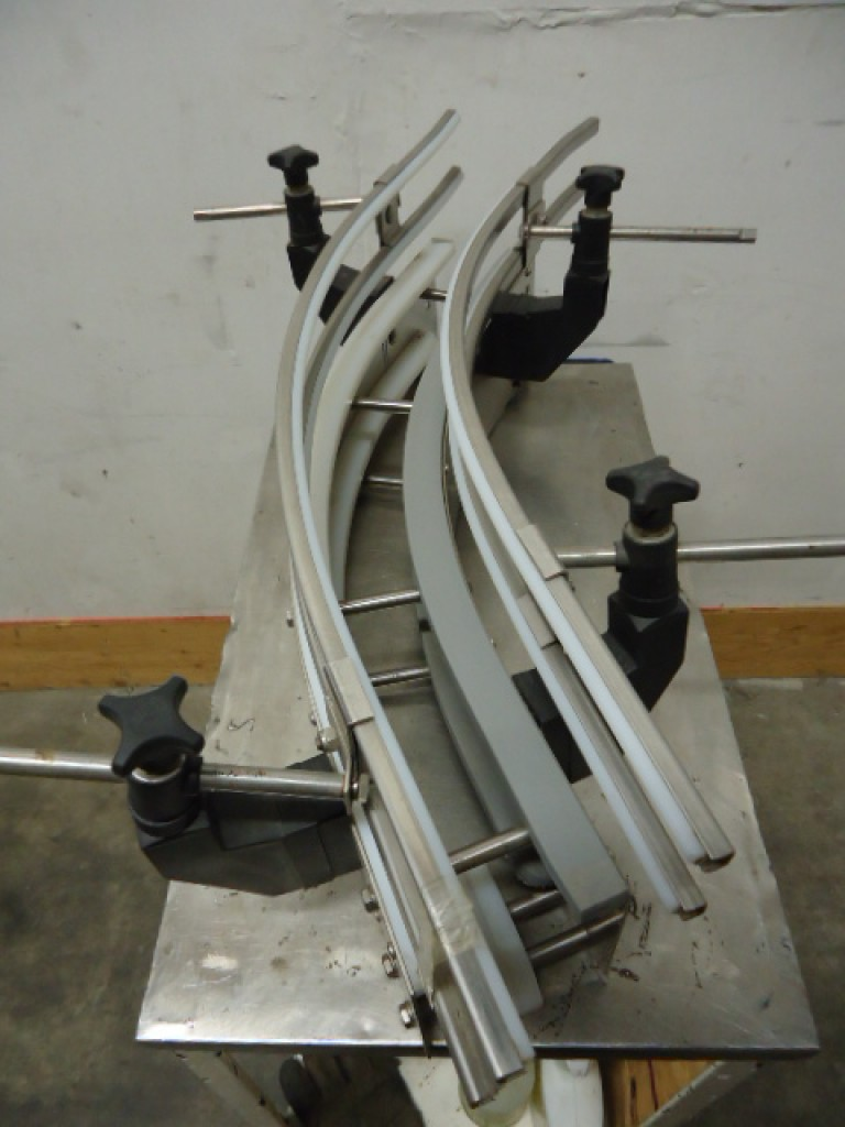 Curved Conveyor 2 Sections Conveyors Banks Machinery